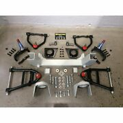 1948 And Later Studebaker Mustang Ii Ifs Basic Front End Kit W/ 2 Drop Spindles
