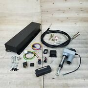 1957-60 Ford F-150 250 350 Truck Power Emergency E-brake Kit And Remote Switch Bbf