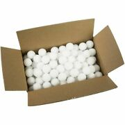 1.5 Inch Small Styrofoam Balls For Crafts Bulk Wholesale 288 Pieces