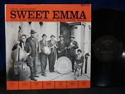 Sweet Emma/the Preservation Hall Jazz Band New Orleans Lp 5+=free Post Vg+