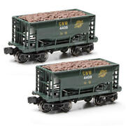 Menards 2-piece O Gauge Chicago And North Western Ore Cars