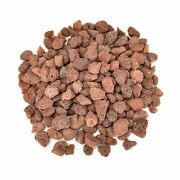 Stanbroil Red Lava Rock Granules For Gas Log Sets And Fireplaces - 10 Lb.bag...