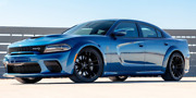 15-20 Dodge Charger Wide Body Conversion Kit Moldings Front And Rear Fascia Oem