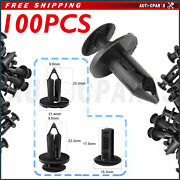 100pcs Fender Clips Body Rivets For Can-am Outlander 400 500 650 800 Renegade