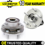 513315 Front Wheel Bearing And Hub Assy Lh Or Rh For 14-15 Chevy Cruze 1.8l 1.4l