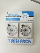 Intermatic Sb111td420a Clock Timer 24hr Lamp And Appliance Twin Pack