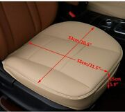 Front Seat Cover Half/full Surround Chair Cushion Mat Pad Auto Car Pu Leather
