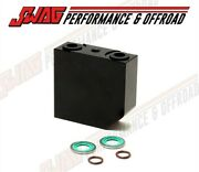 Transmission Cooler Thermal By-pass Tbv For 19-20 Ram 6.7 6.7l Cummins Diesel