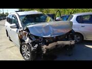 Rear Bumper Without Trailer Hitch With Park Assist Fits 13-16 Pathfinder 707527