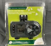 Orbit Automatic 2 Outlet Digital Water Timer - Model No 56906