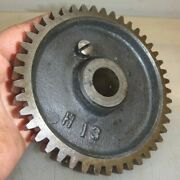 Cam Gear For Myrick Eclipse Hit And Miss Old Gas Engine Original Part No. H13