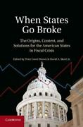 When States Go Broke By Peter Conti-brown David A. Skeel