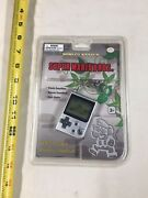 Nintendo Mini Classics Super Mario Bros Brothers Video Game And Watch Keychain