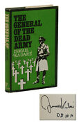 The General Of The Dead Army Signed By Ismail Kadare First Edition 1st 1971
