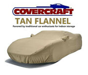 Covercraft Tan Flannel Indoor Car Cover 2013 To 2021 Subaru Brz / Ts