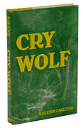 Cry Wolf By Marjorie Carleton First Edition 1945 Basis Of Film Noir 1st