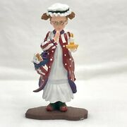 Dept Department 56 All Through The House Christmas Figurine Mary Jo