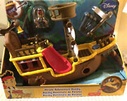 Reduced Jake And The Neverland Pirates Adventure Bucky
