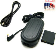 Ac Adapter Charge For Canon Ixy 200f 10s 30s 31s 32s 25 Is 110 Is 930 Is Digital
