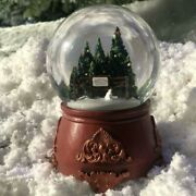 Taylor Swift Christmas Tree Farm Snow Globe Limited Exclusive