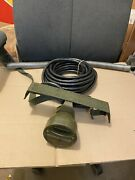 Nos Wwii Military Surplus Tow Cannon Blackout Light C39-5593536