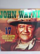 John Wayne The Duke 17 Movies On 5 Dvds Collectibles Movie Western