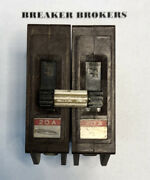 Wadsworth 20 Amp 2 Pole Circuit Breaker Metal Foot Type A 240v A220 Ships Today