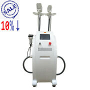 Stand Frozen Fat Freezing Cool Cold Slimming Body Cellulite Photon Vacuummachine