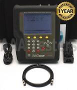 Trilithic 860 Dspi 1ghz Docsis 1.1 / 2.0 / 3.0 Cable Analyzer Catv Meter 860dspi