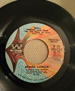 Denise Lasalle Good Goody Getter/don't Nobody Live Here Westbound Records 45