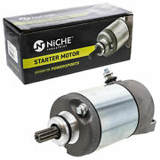 Niche Starter Motor Yamaha 3he-81890-00-00 Grizzly Wolverine 350 Yzf600r Fzr600r