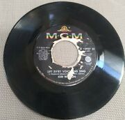 Kim Weston This Is America/lift Ev'ry Voice And Sing 7 Vinyl 45 Mgm Records