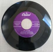 Tennessee Ernie Ford Ivy League/in The Middle Of An Island Capitol 45rpm 7