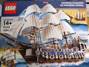 Lego Pirates Imperial Flagship 10210 Retired. Brand New