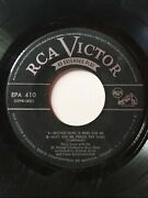 Perry Como Ave Maria / The Lord's Prayer - 7 Vinyl Ep 45 Rpm - Rca Victor