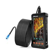 50ft Industrial Endoscope Oiiwak Borescope Camera For Pipe Sewer Drain Plumb...
