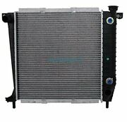 New Radiator With Short Outlet Fits 1985-1994 Ford Ranger Fo3010162 Fotz8005aa