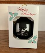 Eric Church 2020 Limited Edition Christmas Ornament - Sold Out - In Hand