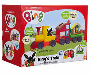 Bing And Flopand039s Light Up Music Sounds Train And Mini Playsets - Christmas Gift