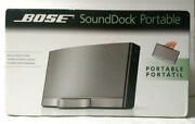 Bose Sounddock Portable For Ipod And Iphone 4/4s With The Original Bose Box