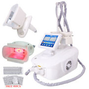 Pro Double Handle Frozen Cooling System Fat Remove Body Slimming Machine