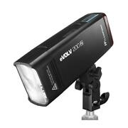 Flashpoint Evolv 200 Kit With Round Flash Head, Accessory Kit And Light Stand