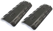 Hongso Gas Grill Heat Plate Tent 14 7/8 For Dyna-glo, Dgp350np, Dgp350snp-d, 2