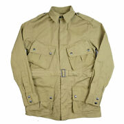Us Army 101st Airborne Division M42 Field Jacket Coat Officerand039s Size 48r