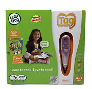 Leap Frog Tag Reading System Activity Book Included New