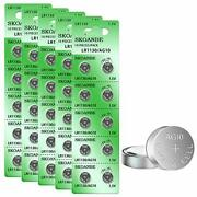 50pack Lr54 Ag10 Lr1130 L1131f 389a Button Cell Batteries Replacement Latest
