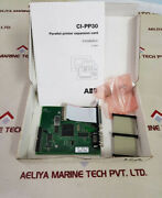 Abb Ci-pp30 Parallel Printer Expansion Card 3bsc690115r1