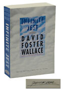 Infinite Jest David Foster Wallace First Edition Signed Advance Galleys