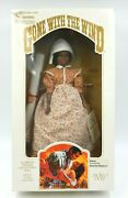 New Old Stock World Doll Gone With The Wind Limited Edition Prissy Doll With Coa