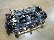 Jdm Toyota 1jzgte Vvti Rear Differential Front And Rear Subframe Brakes Hubs Arms